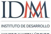 Instituto de Desarrollo Minero Metalúrgico