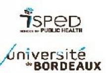 Université de Bordeaux - ISPED