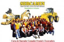curso de operador cargador frontal y excavadora con simuladores virtuales