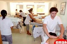 curso masaje de relajacion EMBA