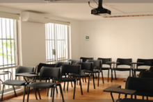 Salas Providencia - Ubicación donde impartimos Cursos