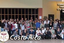 Curso de auriculoterapia en Costa Rica