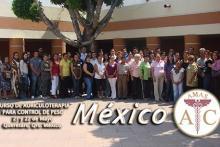 Curso de Auriculoterapia en México