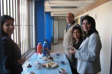 curso Gestión de Proyectos, relatora Silvia Padilla