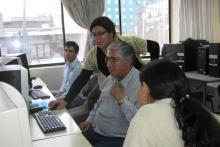 curso de computación, Denixer Espinoza