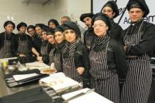 Chef Academy Students
