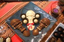 Choco Esculturas Peruanas